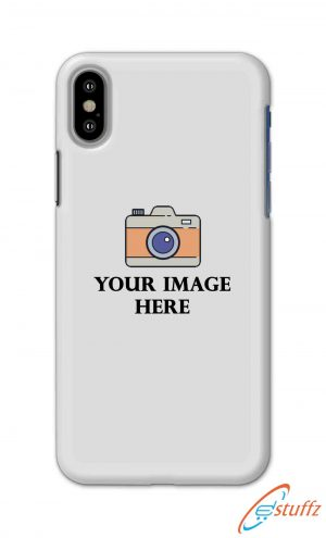 For Apple iPhone X Customized Personalized Mobile Case Back Cover Pouch