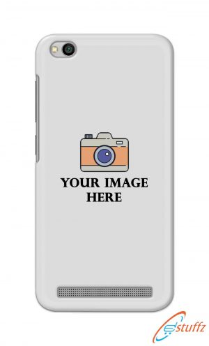 For Xiaomi Redmi 5a Customized Personalized Mobile Case Back Cover Pouch