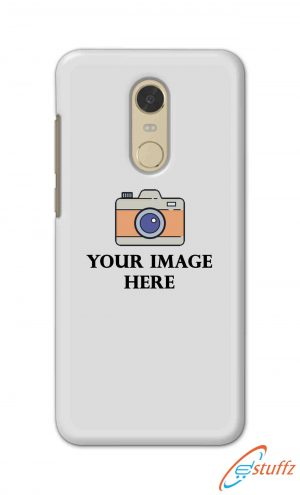For Xiaomi Redmi Note 5 Customized Personalized Mobile Case Back Cover Pouch