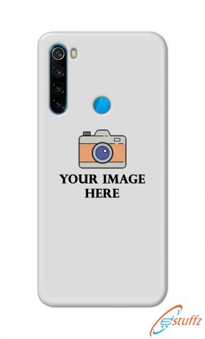 For Xiaomi Redmi Note 8 Customized Personalized Mobile Case Back Cover Pouch