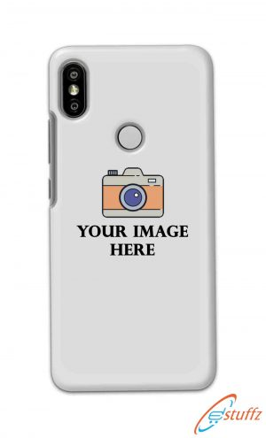 For Xiaomi Redmi Y2 Customized Personalized Mobile Case Back Cover Pouch