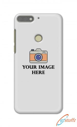 For Huawei Honor 7C Customized Personalized Mobile Case Back Cover Pouch