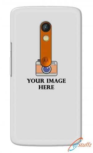 For Motorola Moto X Play Customized Personalized Mobile Case Back Cover Pouch