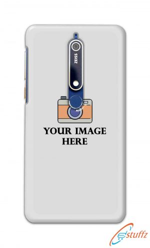 For Nokia 6.1 Customized Personalized Mobile Case Back Cover Pouch