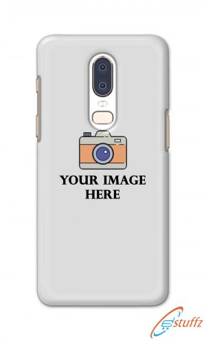 For OnePlus Six Customized Personalized Mobile Case Back Cover Pouch