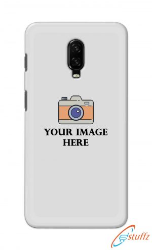 For OnePlus 6t Customized Personalized Mobile Case Back Cover Pouch