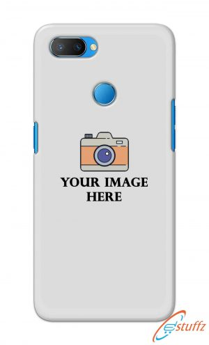 For Realme U1 Customized Personalized Mobile Case Back Cover Pouch