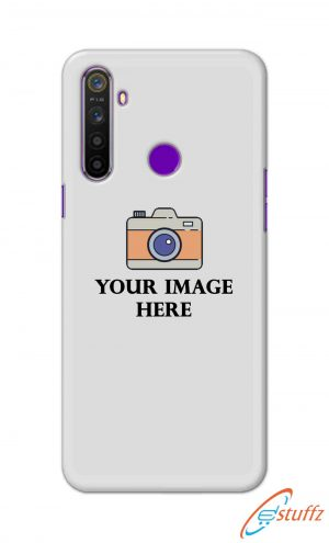 For Realme 5i Customized Personalized Mobile Case Back Cover Pouch