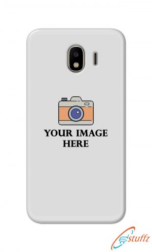 For Samsung Galaxy J4 Customized Personalized Mobile Case Back Cover Pouch