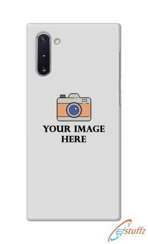 For Samsung Galaxy Note 10 Customized Personalized Mobile Case Back Cover Pouch