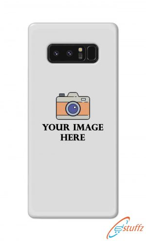 For Samsung Galaxy Note 8 Customized Personalized Mobile Case Back Cover Pouch