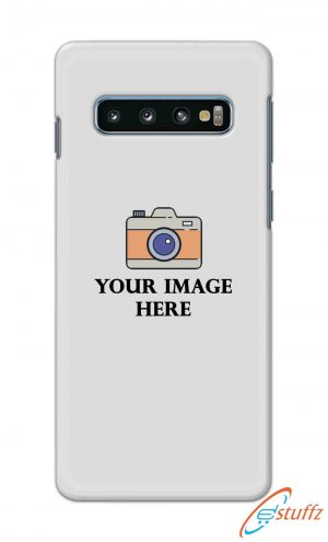 For Samsung Galaxy S10 Plus Customized Personalized Mobile Case Back Cover Pouch