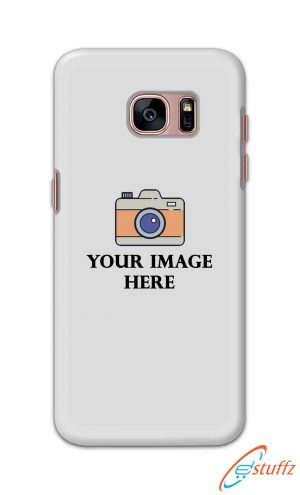 For Samsung Galaxy S7 edge Customized Personalized Mobile Case Back Cover Pouch