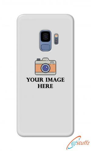 For Samsung Galaxy S9 Customized Personalized Mobile Case Back Cover Pouch