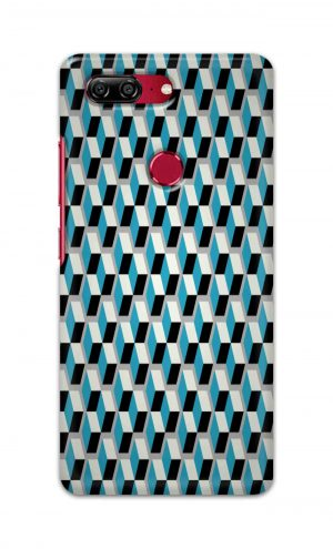 For Gionee M7 Printed Mobile Case Back Cover Pouch (Diamonds Pattern)