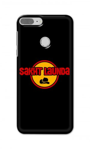 For Huawei Honor 9 Lite Printed Mobile Case Back Cover Pouch (Sakht Launda)