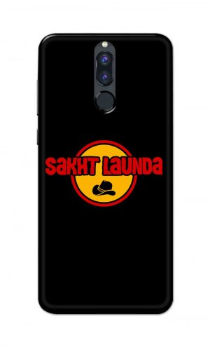 For Huawei Honor 9i Printed Mobile Case Back Cover Pouch (Sakht Launda)