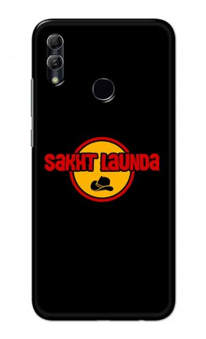 For Huawei Honor 10 Lite Printed Mobile Case Back Cover Pouch (Sakht Launda)
