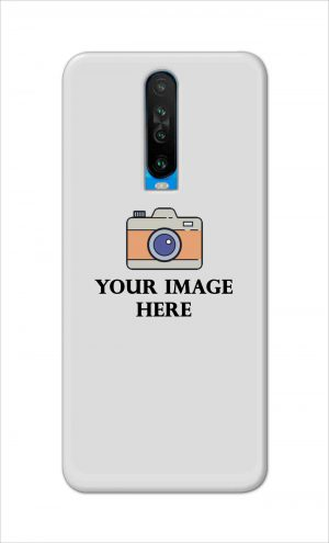 For Poco X2 Customized Personalized Mobile Case Back Cover Pouch