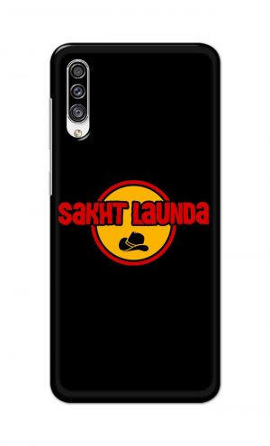 For Samsung Galaxy A30s Printed Mobile Case Back Cover Pouch (Sakht Launda)