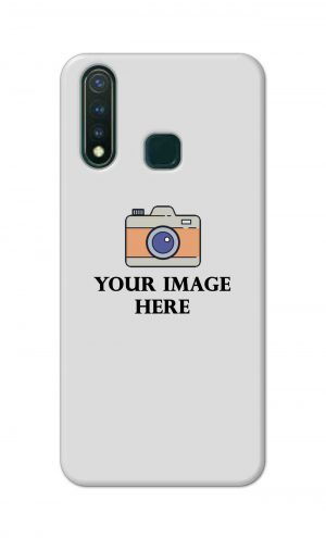 For Vivo Y19 Customized Personalized Mobile Case Back Cover Pouch
