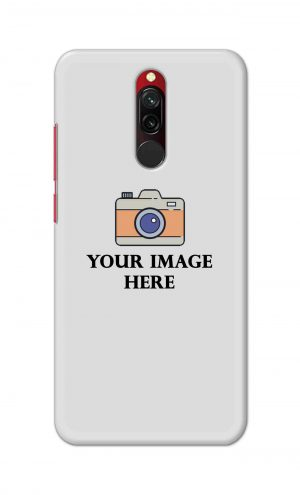 For Xiaomi Redmi 8 Customized Personalized Mobile Case Back Cover Pouch