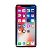 Apple iPhone X Logo Cut