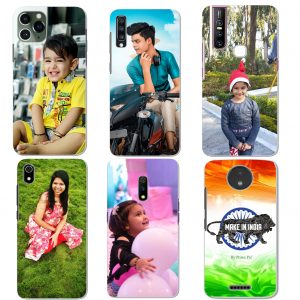 estuffz Customized Personalized Own Photo Printed Designer Mobile Case Back Cover Pouch For All Models